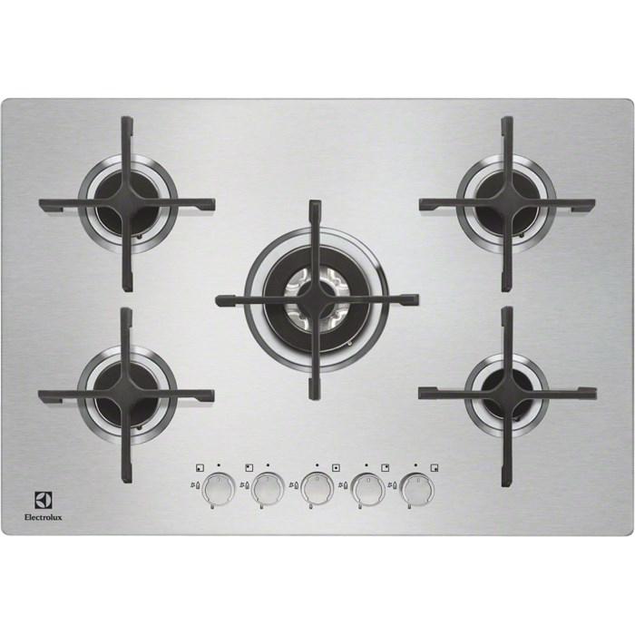 Electrolux EGU7658NOX - Piani cottura a gas