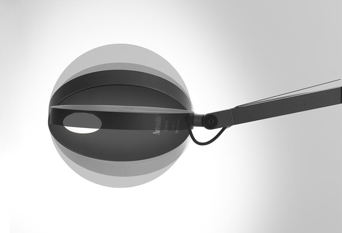 Artemide Demetra Fix Desk - 2700K - Lampada Da Tavolo - Diverse varianti