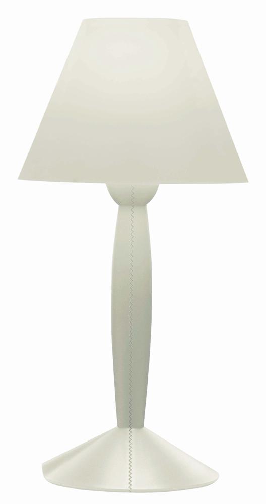Flos lampadina da tavolo design arancione lume prezzo e for Flos offerte