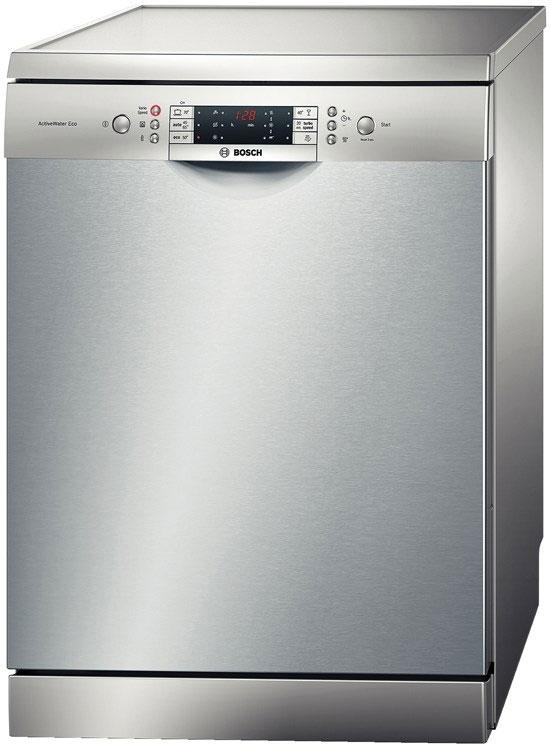 Bosch sms69m88eu lavastoviglie libera installazione for Lavastoviglie libera installazione 45 cm