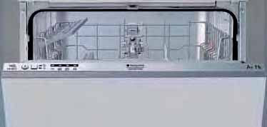 Hotpoint Ariston LTB 4B019 EU - Lavastoviglie - Incasso