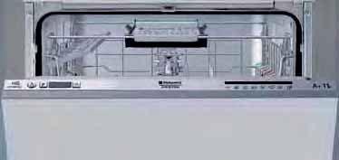 Hotpoint ariston ltf 8b019 c eu lavastoviglie incasso for Programmi lavastoviglie ariston