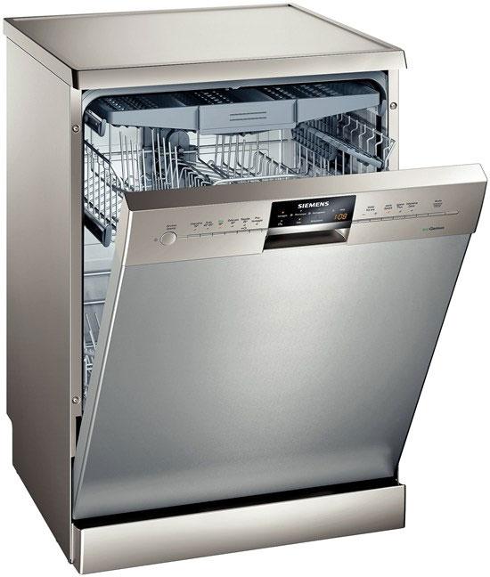Siemens sn26m897ii lavastoviglie libera installazione for Lavastoviglie libera installazione 45 cm