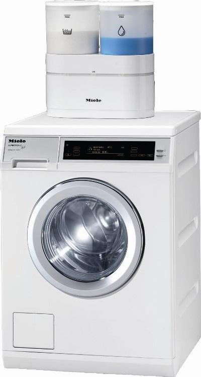 Miele w 5000 wps supertronic lavatrice libera - Lavatrice per piumoni ...