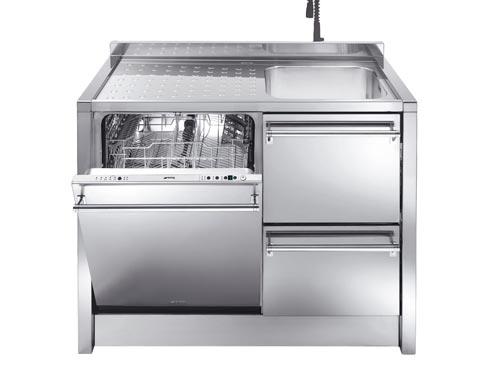 Smeg bl4 lavastoviglie libera installazione for Lavastoviglie libera installazione 45 cm