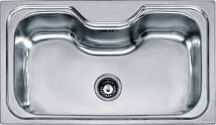 Accessori Lavello Franke Acquario.Franke Acquario Acx 610 Lavelli Inox