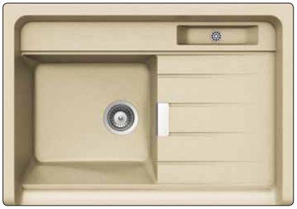 schock largo m100 lavello sintetico. Black Bedroom Furniture Sets. Home Design Ideas