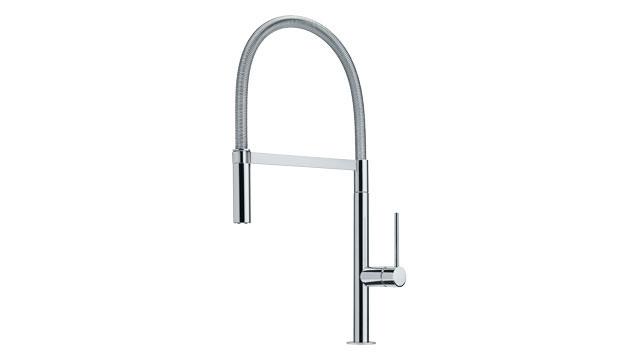 Franke lounge doccia 0738122 miscelatori cucina - Franke rubinetti cucina ...