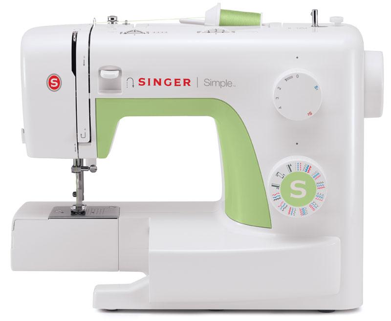 Singer simple 3229 macchina per cucire for Macchina da cucire singer simple