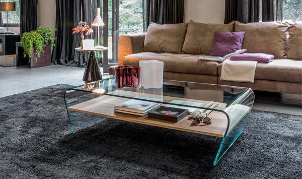Tonin casa amaranto tavolino - Tavolini tonin casa ...