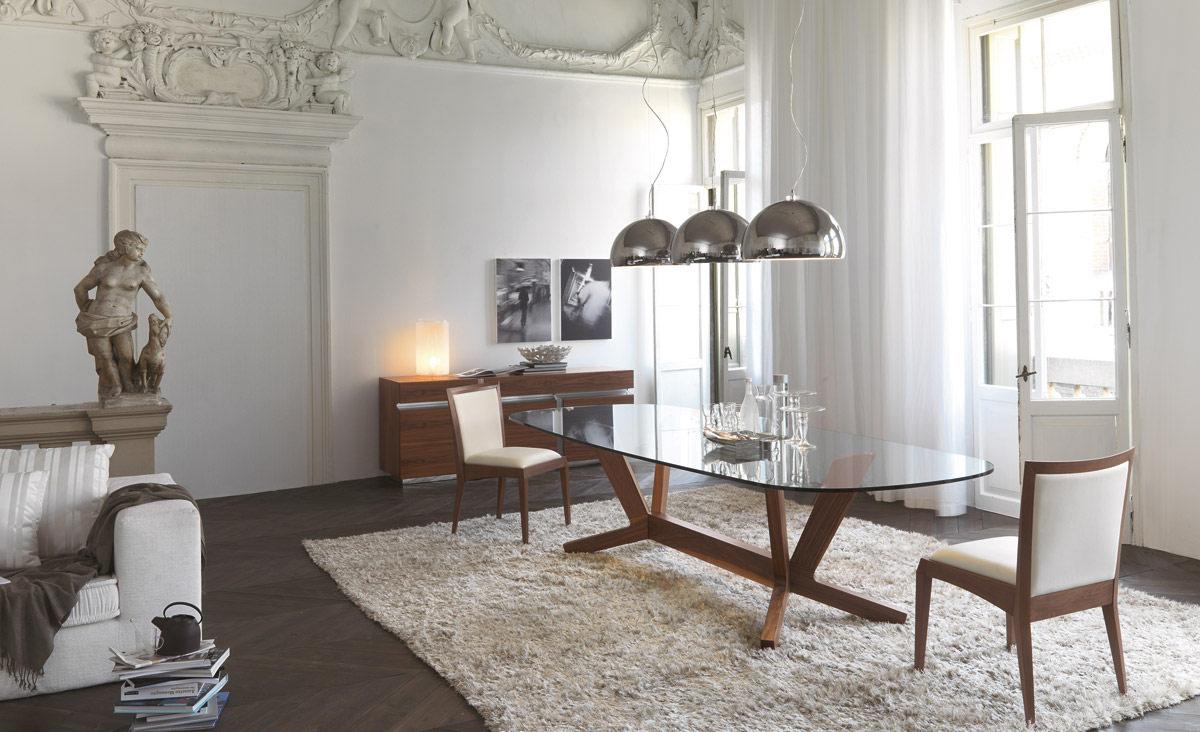 tavolo vetro e legno design: 12 best images about design on pinterest. - Tavolino Design Gambe Legno Atari Cattelan