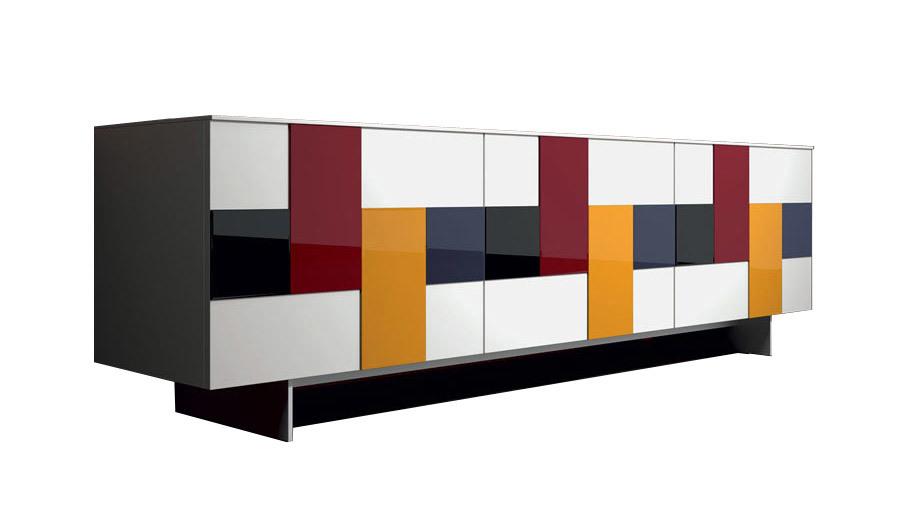 Dall 39 agnese glass base lama mobili singoli - Dall agnese mobili classici ...