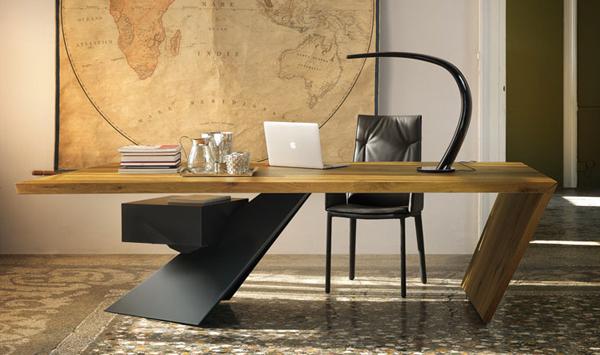 Cattelan italia nasdaq scrivanie for Scrivanie di design