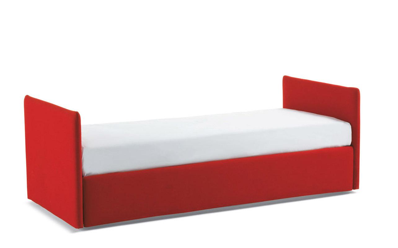 Bontempi duplo dormeuse letti singoli - Spalliera letto imbottita ...