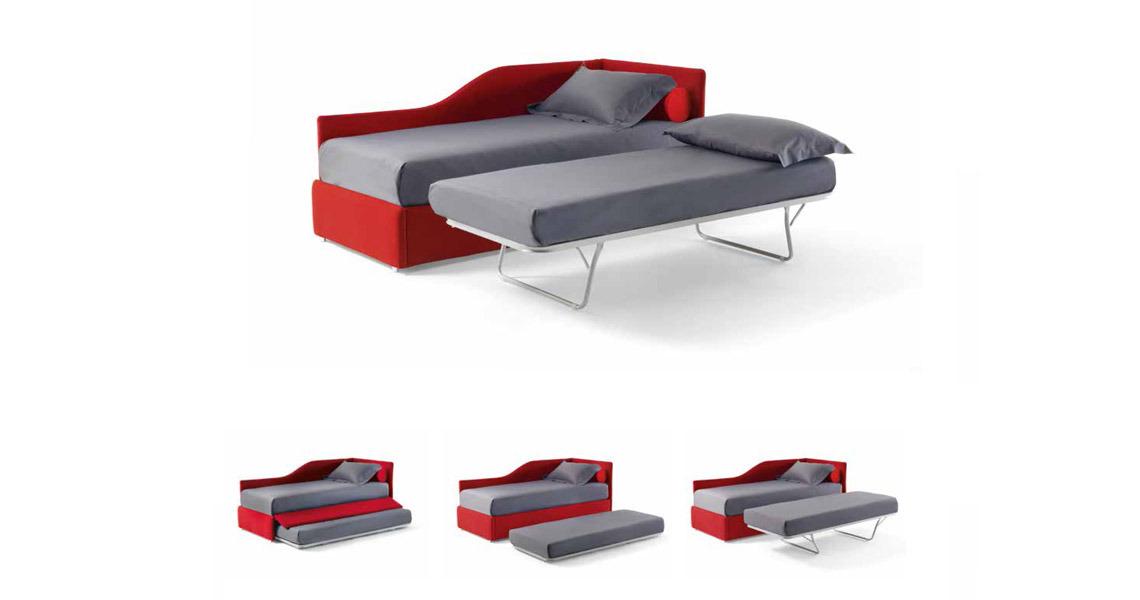Bontempi duplo divano basso divani