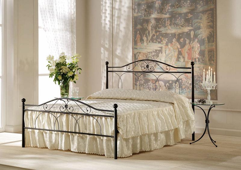 Target point letto nicole con pediera letto matrimoniale - Pediera del letto ...