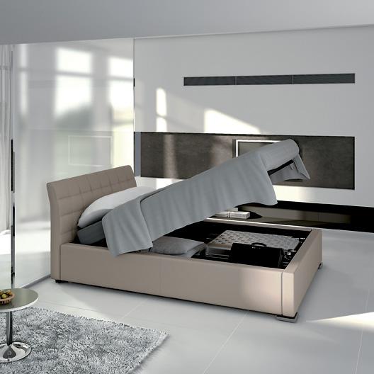 Best Letto Contenitore 1 Piazza E Mezza Photos - Home Design Ideas ...