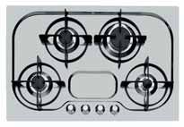 Foster Serie Magic - 7024 052 - Piani cottura a gas