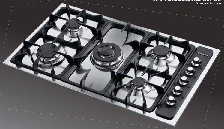 Foster Serie Professionali - 7055 052 - Piani cottura a gas