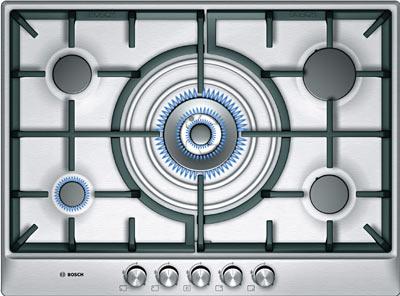 Bosch PCQ 715B90E - Piani cottura a gas