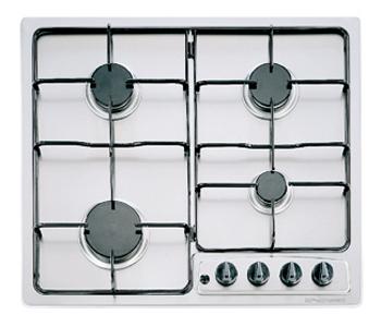 Nardi BH40AVX - Piani cottura a gas