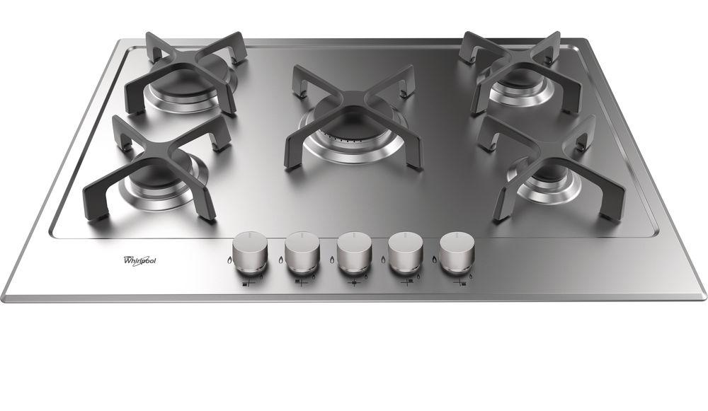 Whirlpool GMA 7514/IXL - Piani cottura a gas