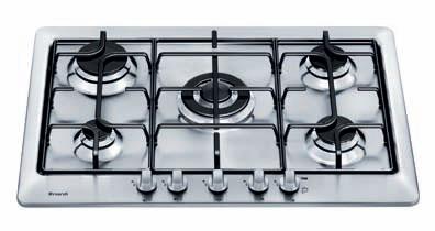 Nardi VH55AVX - Piani cottura a gas