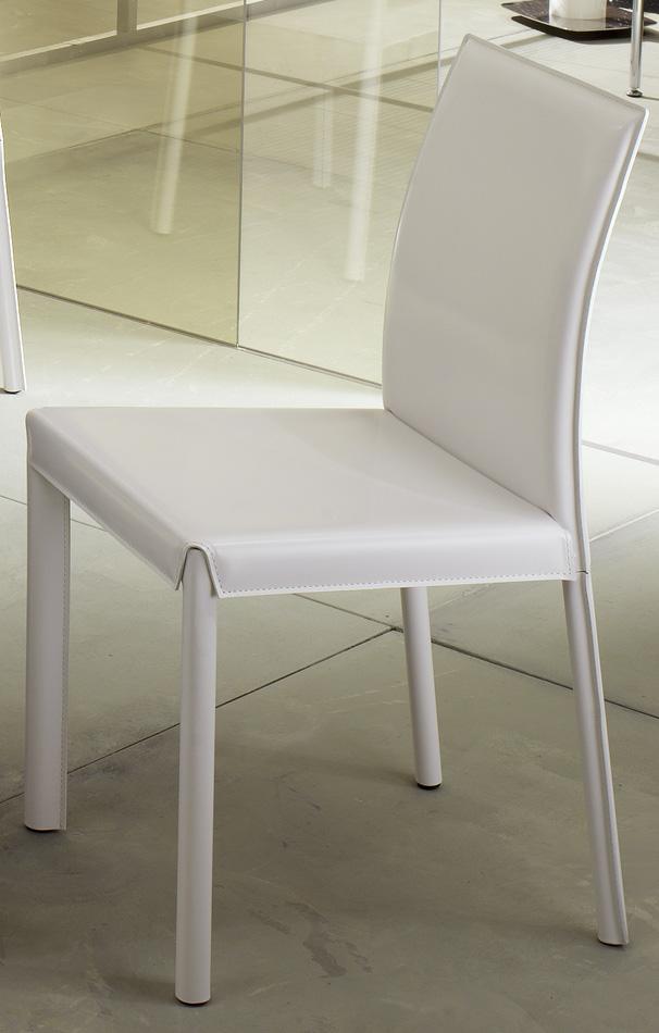 Eurosedia giada rigenerato di cuoio 229 sedie for Sedie cuoio rigenerato