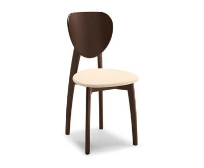 Connubia calligaris isola cb 195 sedie for Sedie legno calligaris