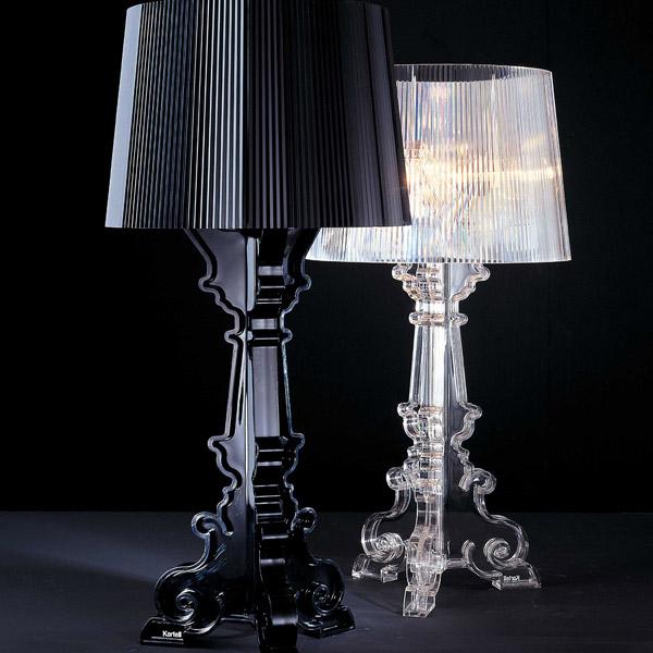 Kartell Bourgie 9070 - Lampade da tavolo