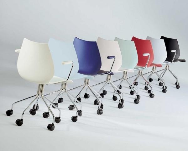 kartell maui 2877 poltroncine. Black Bedroom Furniture Sets. Home Design Ideas