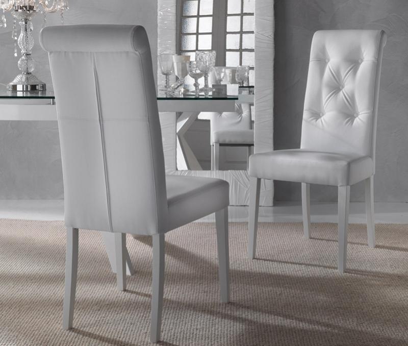 La seggiola billionaire sedie for Mondo convenienza sedie ecopelle