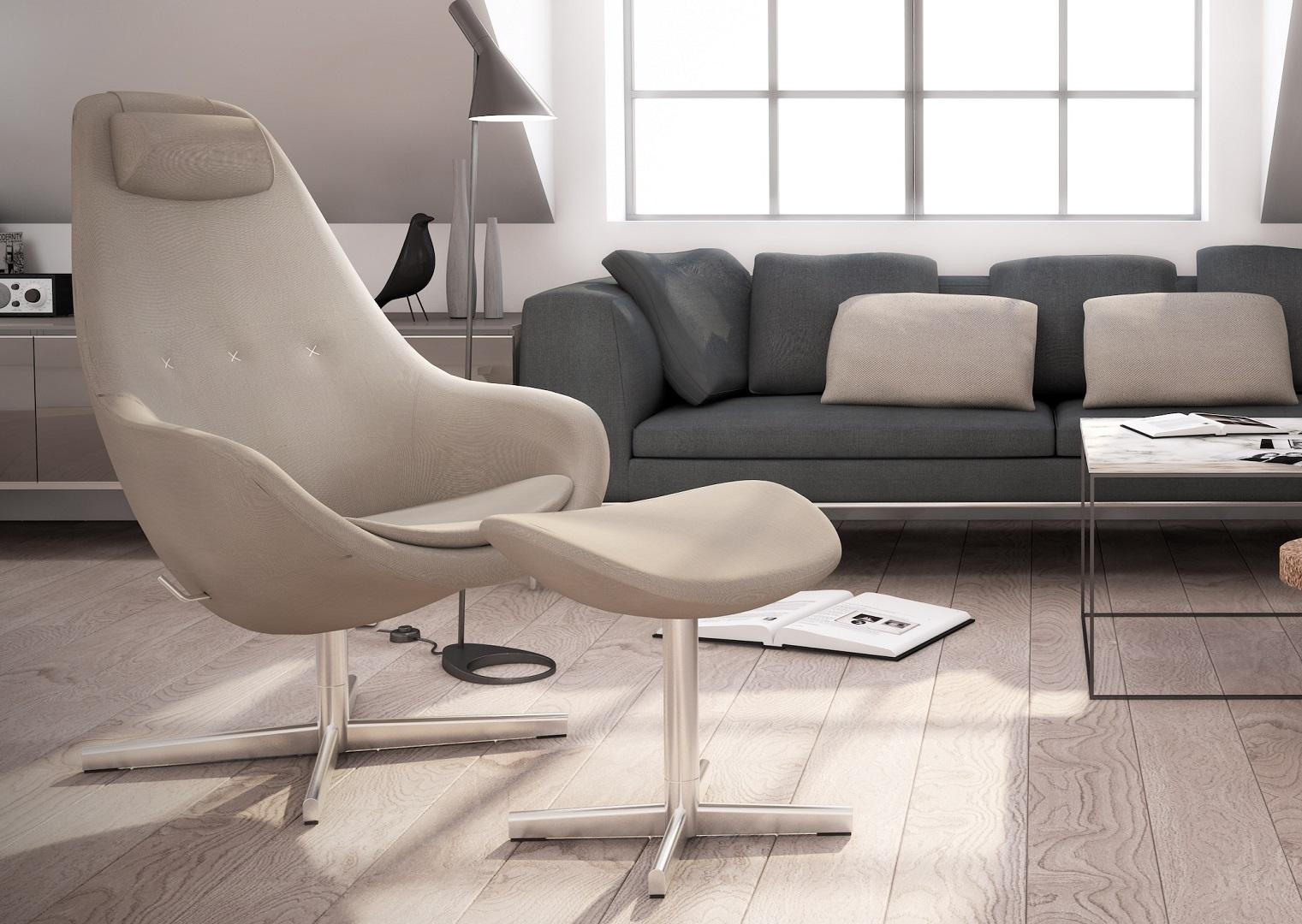 Varier Kokon & Footrest - Colori standard - Sedie ergonomiche