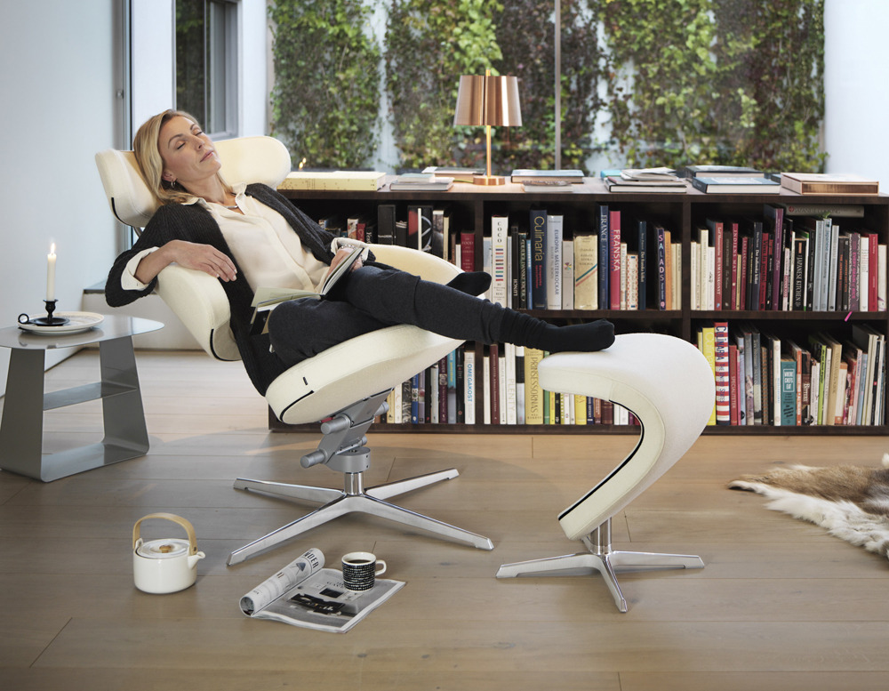 Varier Peel & Footrest - Colori standard - Sedie ergonomiche