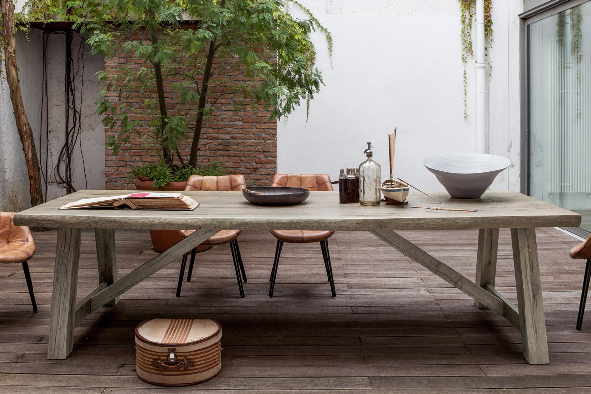 Devina Nais Master Wood Tavoli