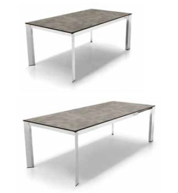 Calligaris baron cs 4010 ml 130 8b tavolo for Baron calligaris prezzo
