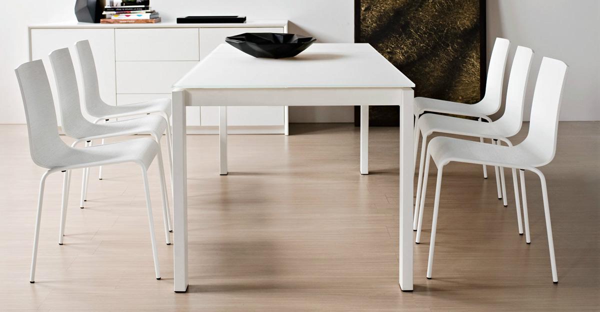 Calligaris baron cs 4010 mv 160 8a tavolo for Baron calligaris prezzo