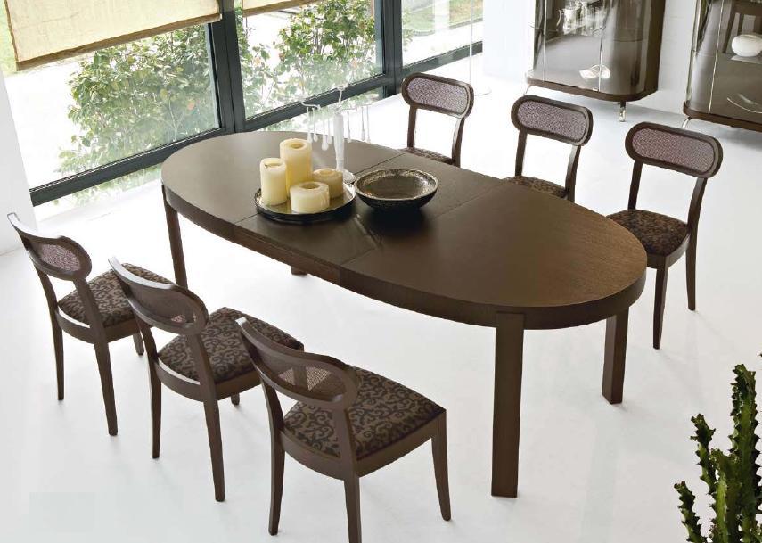 Connubia calligaris atelier cb 398 e tavoli for Tavolo atelier calligaris