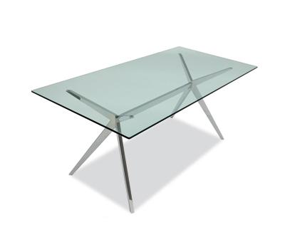Connubia calligaris seven cb 4042 rc 160 g tavoli - Calligaris tavolo vetro ...