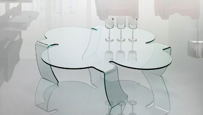 Target point tavolino quadrifoglio tlc09 tavolino for Mercatone uno tavolini da salotto