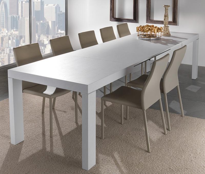 Asso design felix 167 tavoli - Tavoli bianchi da cucina ...