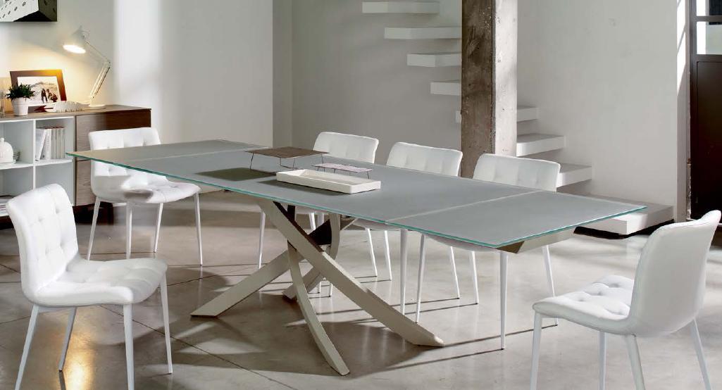 Bontempi artistico tavolo - Tavoli in cristallo prezzi ...