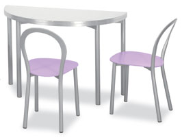Connubia calligaris clip tavolo rotondo consolle tavolo for Calligaris tavolo rotondo