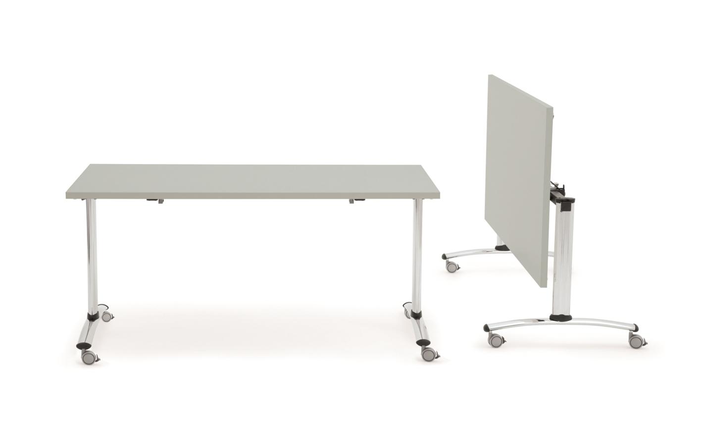 Linea fabbrica flipper 120 tavolo salvaspazio for Fabbrica tavoli