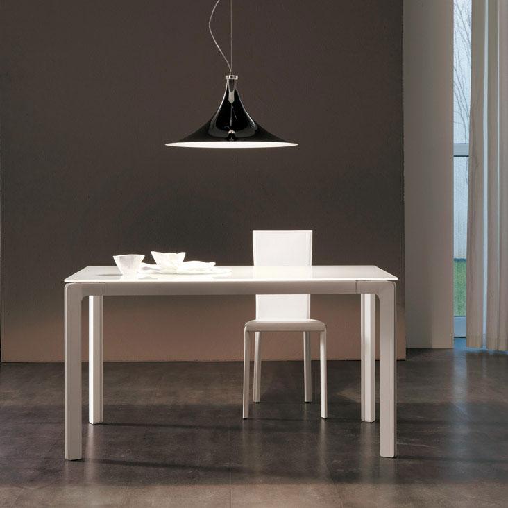 cattelan italia tavolo allungabile zeno 120x80 tavolo