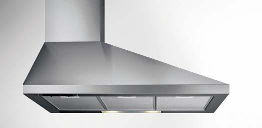 Tecnowind trapezio 90 cm sx cappe a parete - Cappa cucina laterale ...