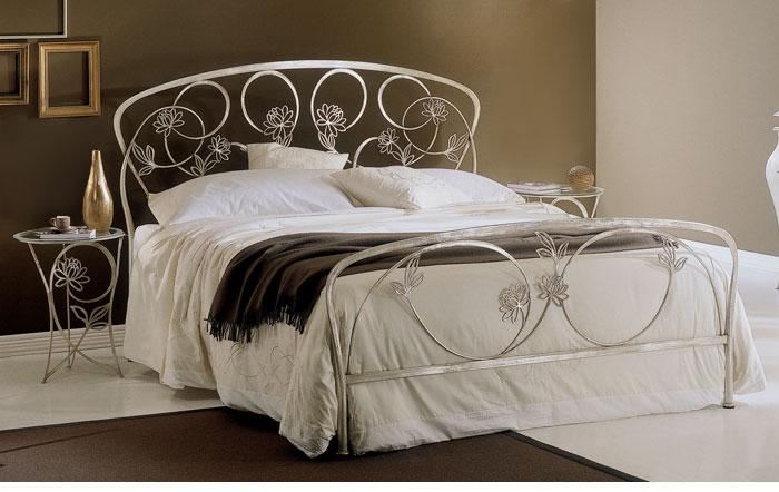 arredatutto.com - newsletter - con un letto bontempi casa, hai il ... - Letto Foglia Argento Fantasy Bontempi