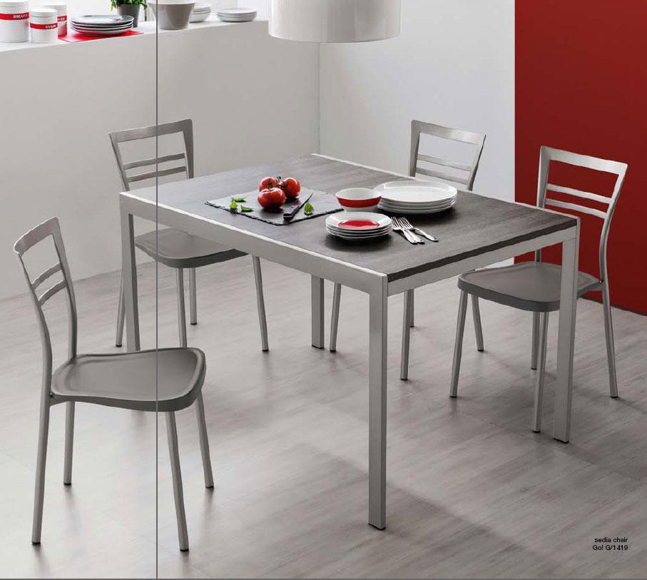 Итальянский стол для horeca oeg metal aladino.